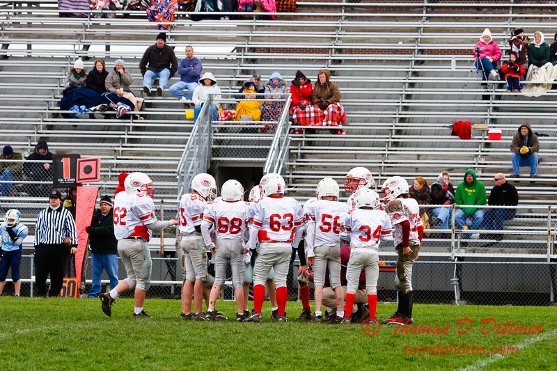 JFL - Morton Hogs at Olympia Spartans - Olympia Middle School - Stanford Illinois - 109