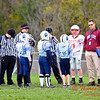JFL - Morton Hogs at Olympia Spartans - Olympia Middle School - Stanford Illinois - 1