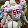 JFL - Morton Hogs at Olympia Spartans - Olympia Middle School - Stanford Illinois - 8