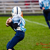 JFL - Morton Hogs at Olympia Spartans - Olympia Middle School - Stanford Illinois - 10