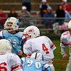 JFL - Morton Hogs at Olympia Spartans - Olympia Middle School - Stanford Illinois - 12