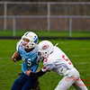JFL - Morton Hogs at Olympia Spartans - Olympia Middle School - Stanford Illinois - 4