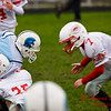 JFL - Morton Hogs at Olympia Spartans - Olympia Middle School - Stanford Illinois - 6
