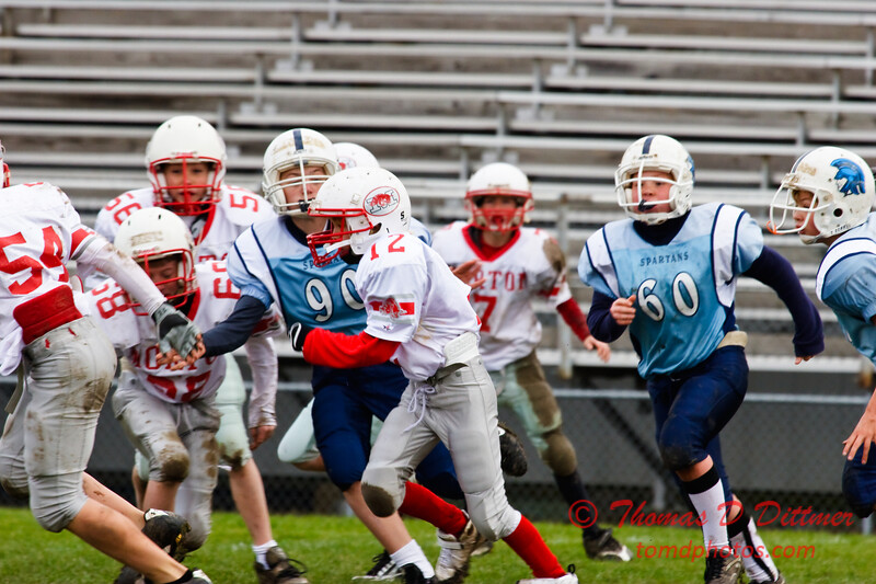JFL - Morton Hogs at Olympia Spartans - Olympia Middle School - Stanford Illinois - 124
