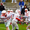 JFL - Morton Hogs at Olympia Spartans - Olympia Middle School - Stanford Illinois - 16