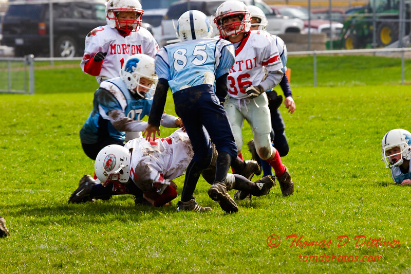 JFL - Morton Hogs at Olympia Spartans - Olympia Middle School - Stanford Illinois - 154