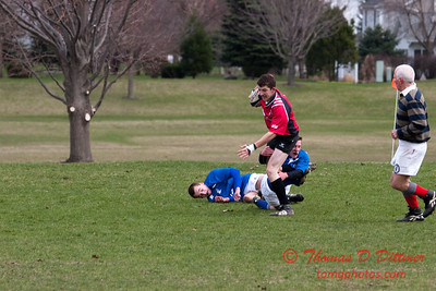 2010 Boys Rugby Metamora All Reds vs Twin City Tornadoes