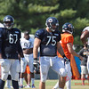 37 - 2015 Chicago Bears training camp scrimmage - Olivet-Nazarene University - Bourbonnais Illinois
