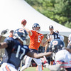 39 - 2015 Chicago Bears training camp scrimmage - Olivet-Nazarene University - Bourbonnais Illinois