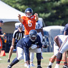 38 - 2015 Chicago Bears training camp scrimmage - Olivet-Nazarene University - Bourbonnais Illinois