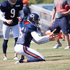 58 - 2015 Chicago Bears training camp scrimmage - Olivet-Nazarene University - Bourbonnais Illinois