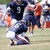 62 - 2015 Chicago Bears training camp scrimmage - Olivet-Nazarene University - Bourbonnais Illinois