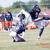 57 - 2015 Chicago Bears training camp scrimmage - Olivet-Nazarene University - Bourbonnais Illinois