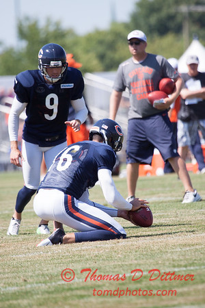 60 - 2015 Chicago Bears training camp scrimmage - Olivet-Nazarene University - Bourbonnais Illinois