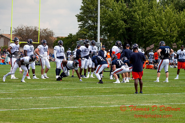 Chicago Bears Training Camp - #1