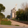 NS rail crossing US 150 west of Congerville Illinois - 8