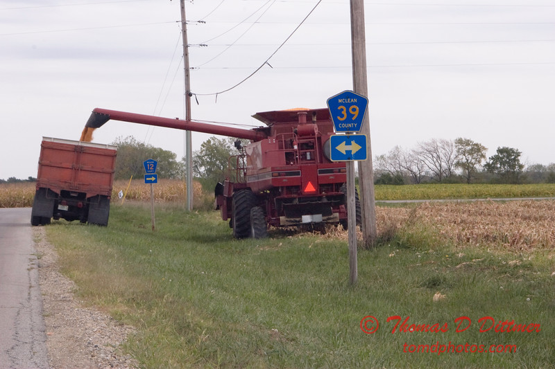 Harvest in Farm Country  8
