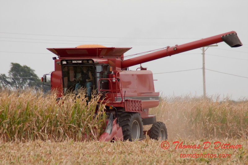Harvest in Farm Country  3