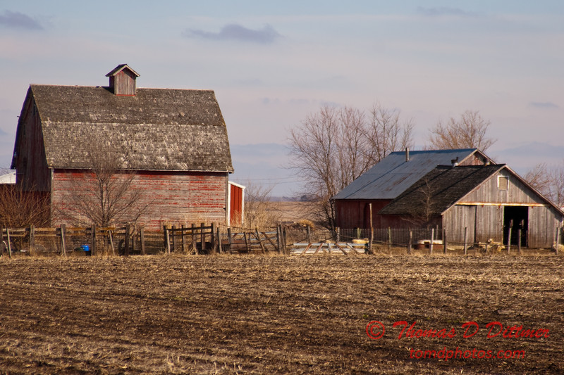 2011 - Farm Buildings in North West Illinois - 3/6 - 21