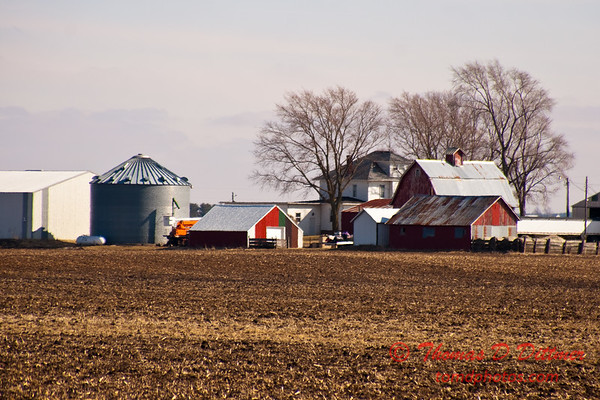 2011 - Farm Buildings in North West Illinois - 3/6 - 13