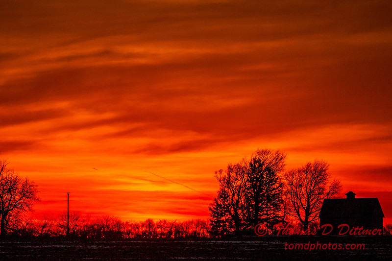 # 22 - Late afternoon in Eastern Rural McLean County Illinois