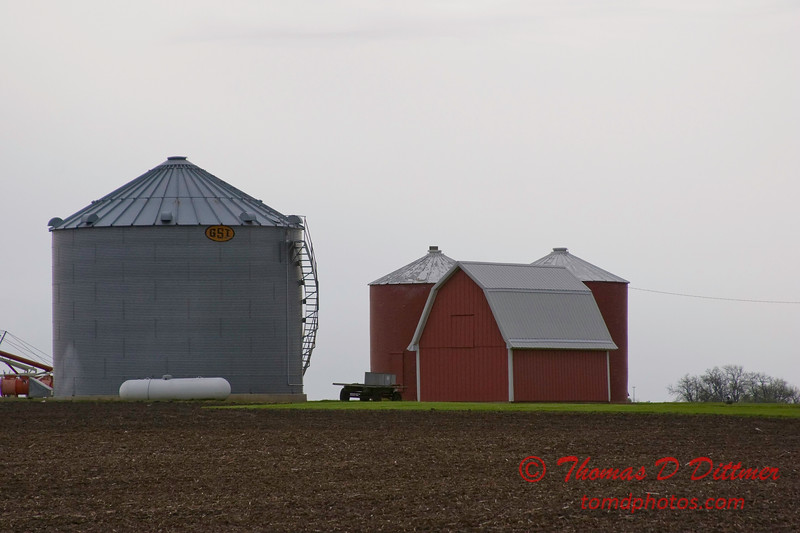 N 1200 E Road - Woodford County - Illinois - May 15 2009 - 4