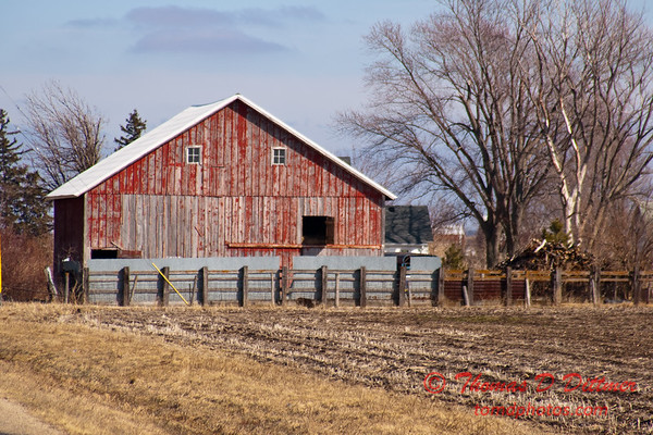 2011 - Farm Buildings in North West Illinois - 3/6 - 16