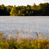 Early morning view of Lake Evergreen Hudson Illinois 9