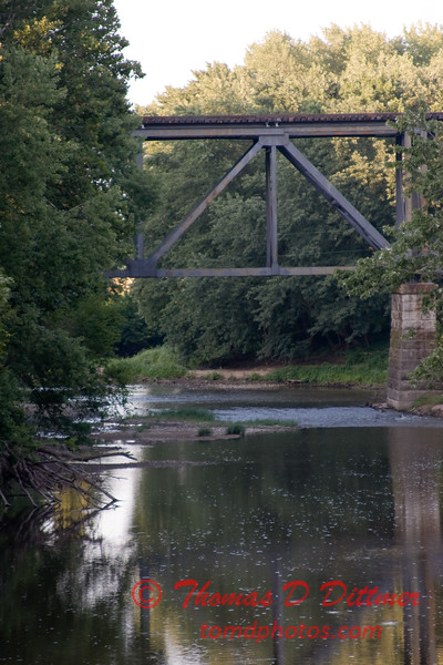 2007 Mackinaw River near Goodfield IL in early August - 35