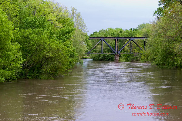 Mackinaw River - US 150  Goodfield Illinois - May 15 2009 - 15