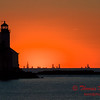 Sunset - Washington Park - Michigan City Indiana - #6