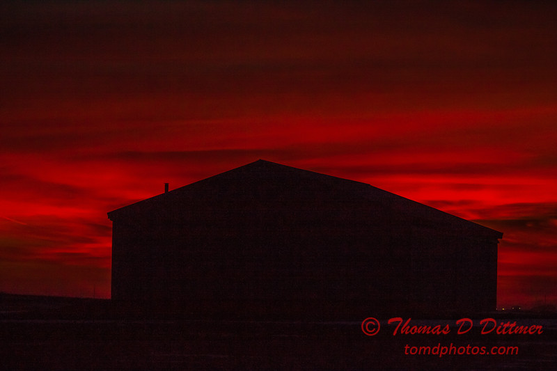 # 42 - Late afternoon in Eastern Rural McLean County Illinois