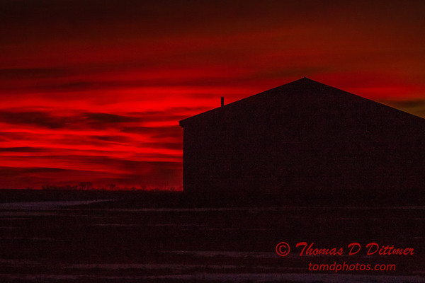 # 46 - Late afternoon in Eastern Rural McLean County Illinois