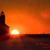 Sunset - Washington Park - Michigan City Indiana - #2