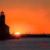 Sunset - Washington Park - Michigan City Indiana - #4