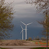 2010 - Wind Mill Farm North of Streator Illinois - April 4th - 3