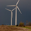 2010 - Wind Mill Farm North of Streator Illinois - April 4th - 5