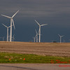 2010 - Wind Mill Farm North of Streator Illinois - April 4th - 10