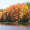 22 - 2014 Autumn colors on display at Evergreen Lake - Hudson Illinois