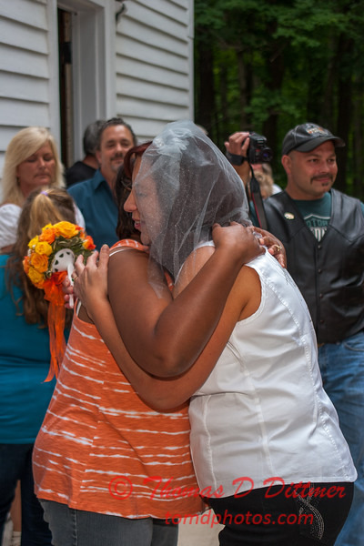 47 - The wedding of Trudy and Stan - Funks Grove Church - Funks Grove Illinois - June 2012