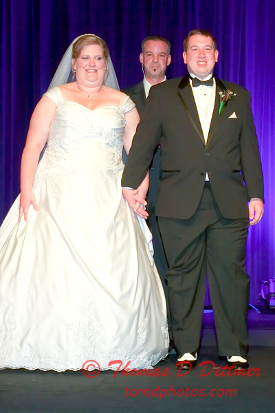 2011 - 11/5 -  The wedding of Stephanie and Matthew at Vale Community Church in Bloomington Illinois -  233