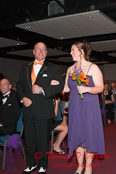2011 - 11/5 -  The wedding of Stephanie and Matthew at Vale Community Church in Bloomington Illinois -  175