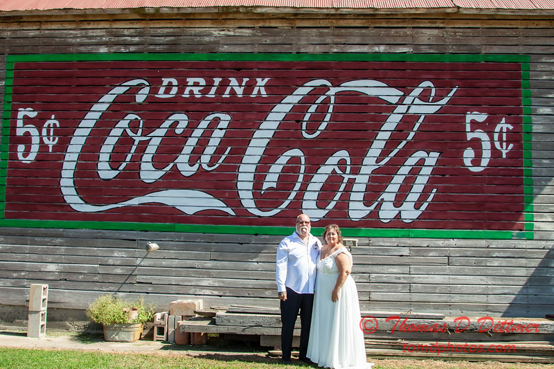 The wedding day of Sherri Taylor and Brian Fitchorn #204