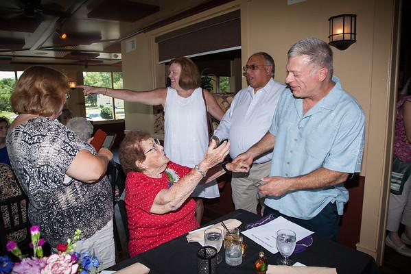 Elsie's 93rd Birthday Party