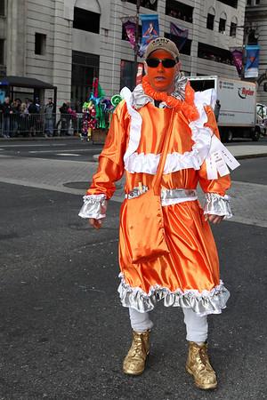 Mummers Parade Jan 1 - 2012