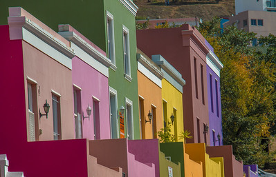 Bo-Kaap homes