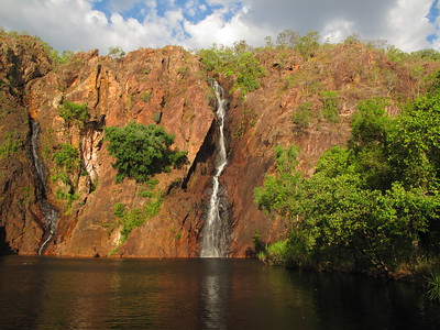 Waterfall at Litchfield National Park