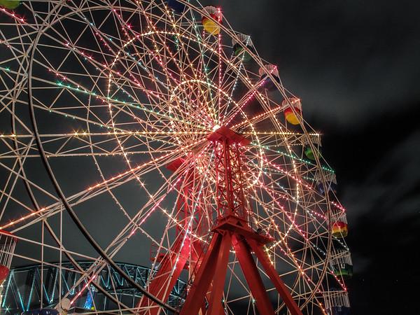 Luna Park Ferris Wheel, Sydney