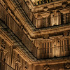 A corner of Salamanca, Spain
