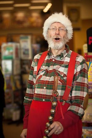 Mr Mrs Santa Barnes & Noble